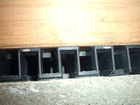 パッキン 工法 基礎 床下の構造 その3
